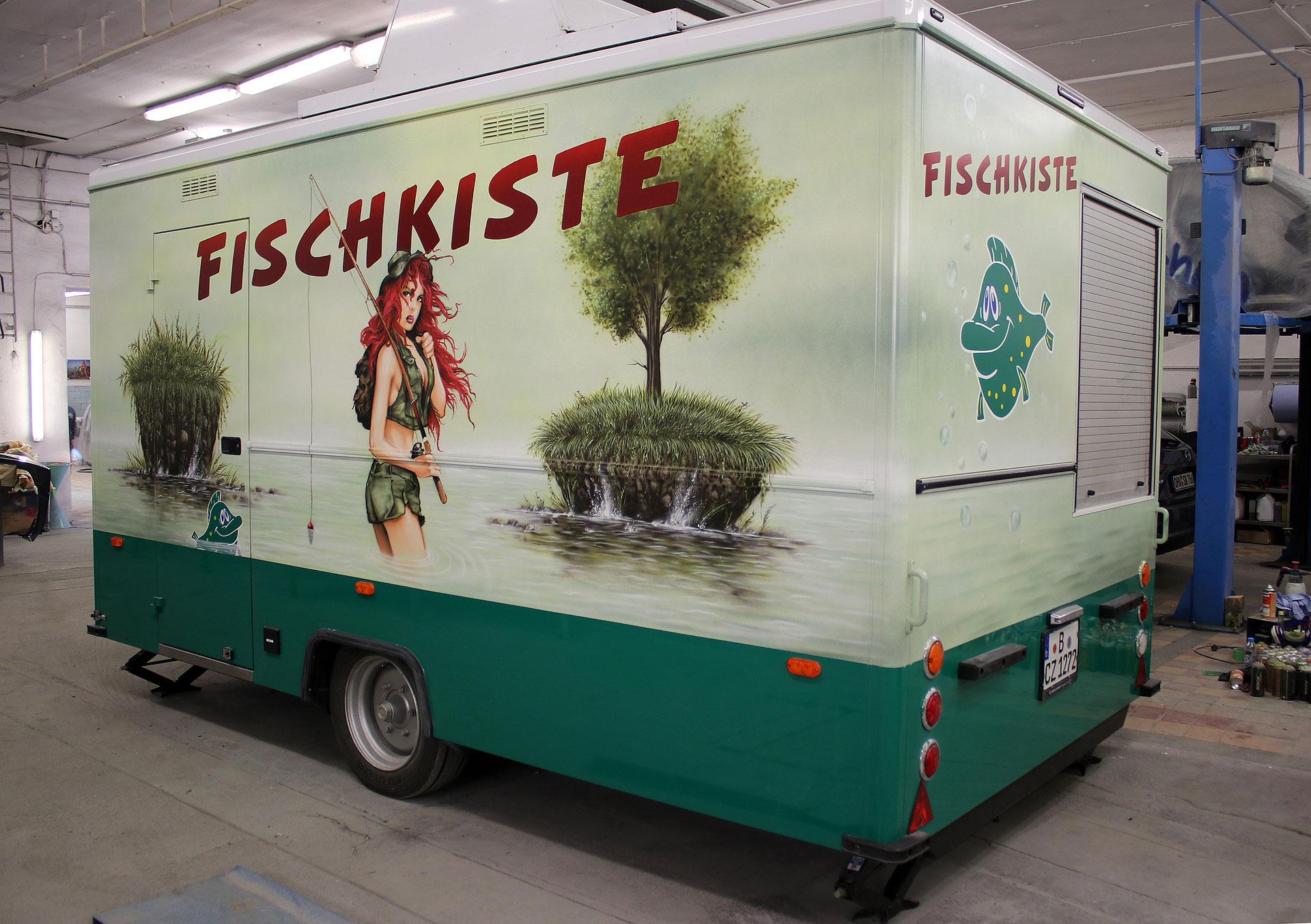 Fischwagen
