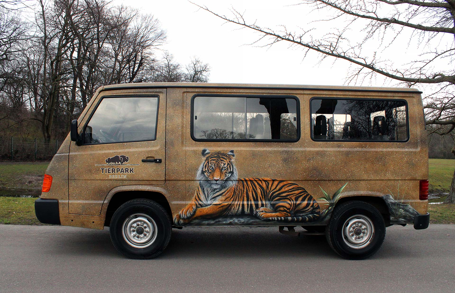 MB 100 Tierpark Berlin