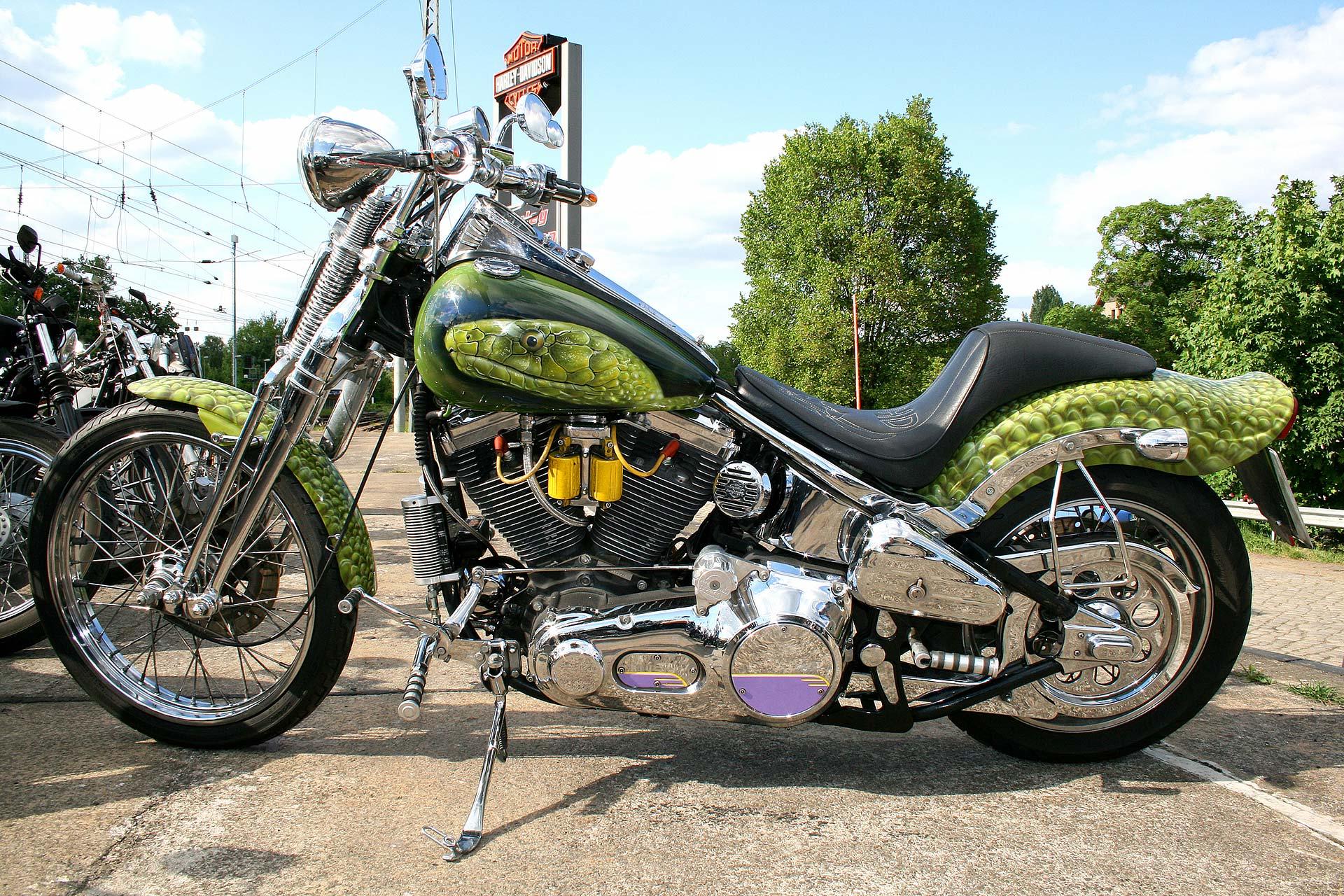 Mamba Harley