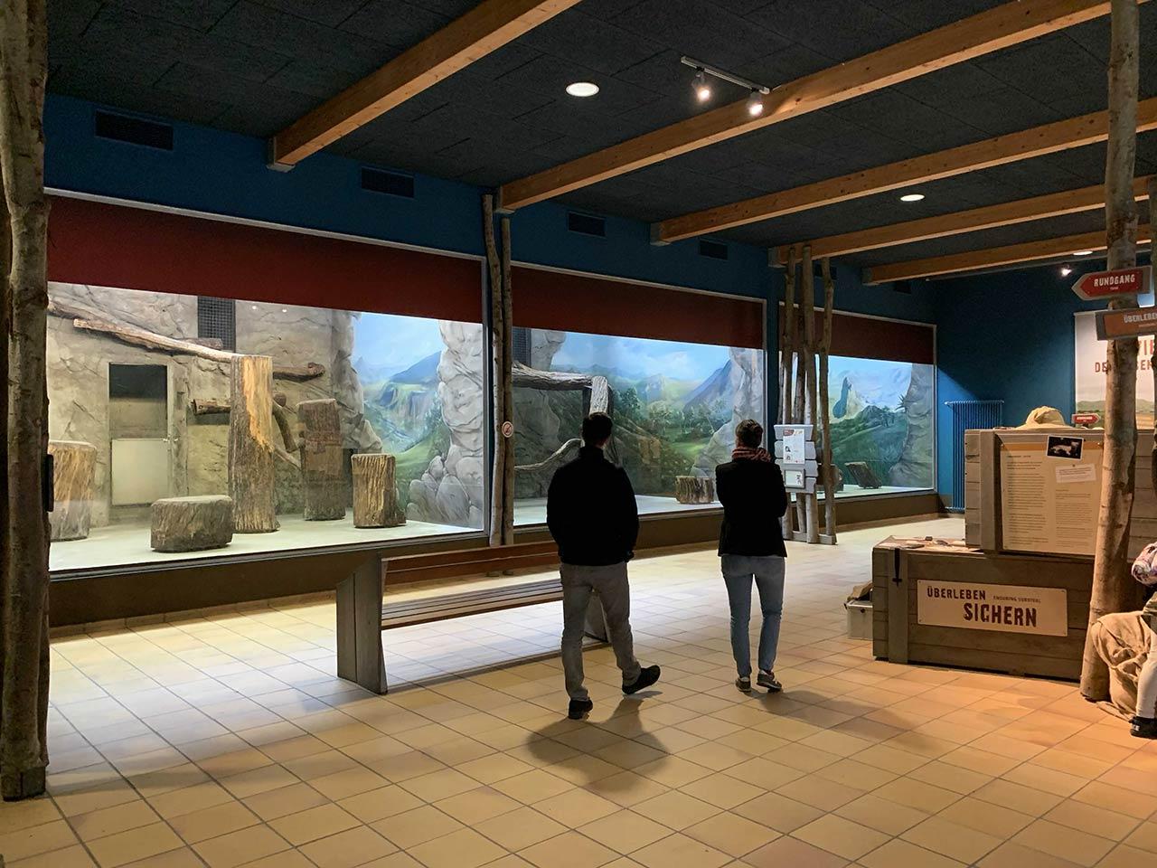 Projekt Affenhaus Tierpark Berlin